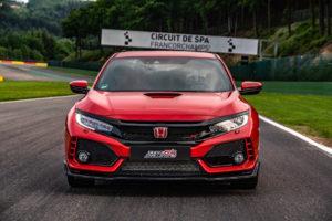 Spa-Francorchamps Rundenrekord Fronttriebler Honda Civic Type R