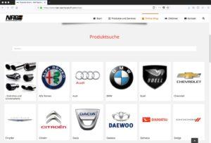 NAP Online-Shop