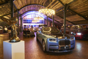 """Cars & Cognac""-Treffen England Rolls-Royce Phantom"