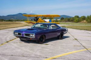 1970er Dodge Super Bee