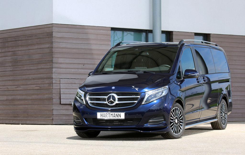 Vansports.de Mercedes V-Klasse Gentleman Paket
