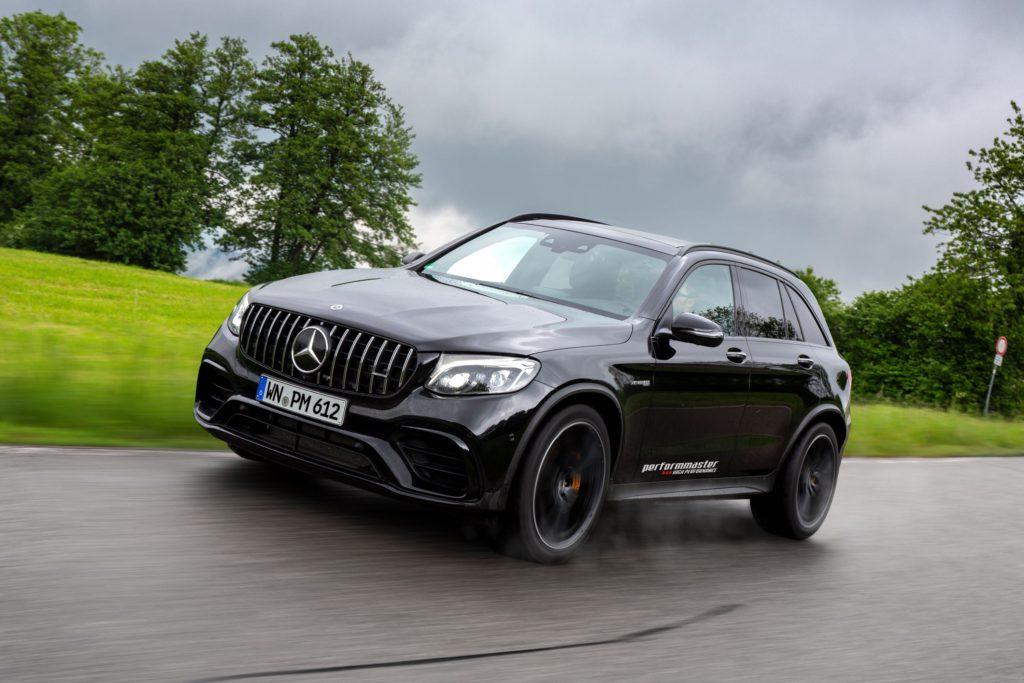 Mercedes-AMG X253 GLC 63 S von Performmaster