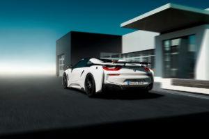 BMW i8 Roadster Hybrid Tuning AC Schnitzer