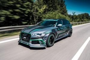 Abt Prototyp Audi RS6-E Tuning Hybrid