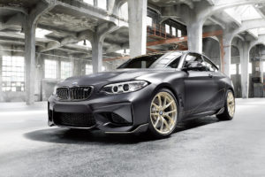 Goodwood Festival of Speed England BMW M Performance Parts Concept F87 M2