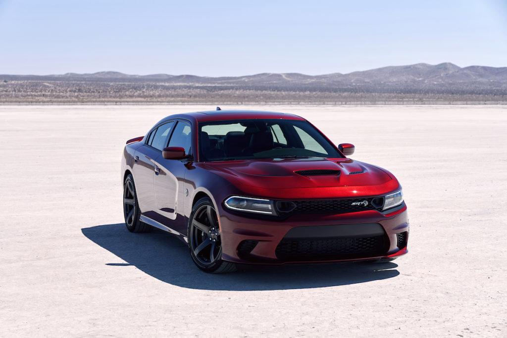 Neuheit Facelift Dodge Charger SRT Hellcat Sportlimousine