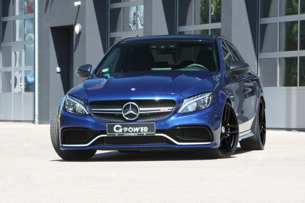 G-POWER C 63 S AMG mit 600 PS!