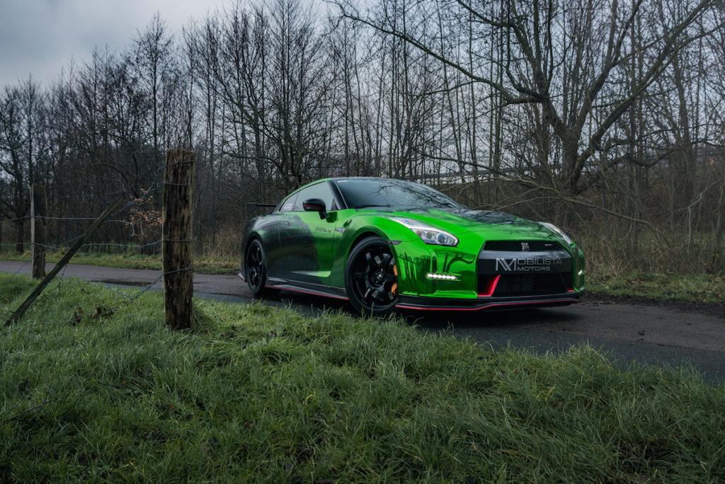 fostla.de Tuning Nissan GT-R Nismo