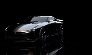 Nissan GT-R50 Italdesign Prototyp Coupé Nismo