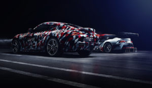 Goodwood Festival of Speed England Toyota Supra Prototyp Teaser