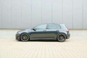 Höhenverstellbare H&R-Federn für VW Golf GTI