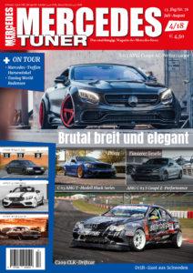Mercedes Tuner Ausgabe 4-2018