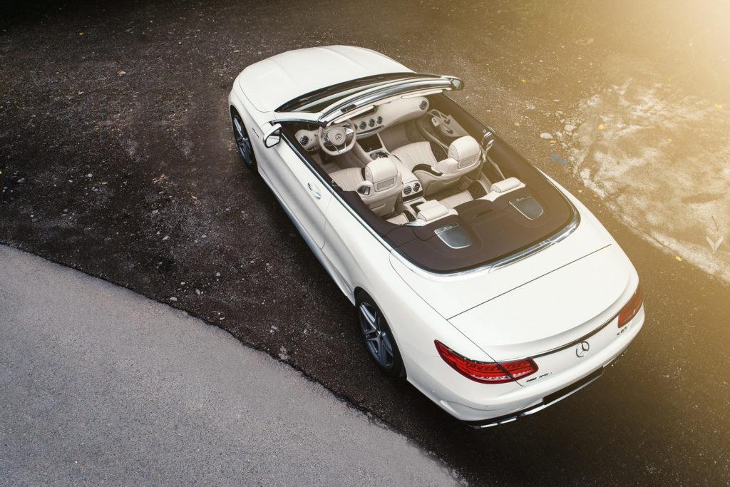 Mercedes-AMG A217 S 63 Cabrio von Vilner Design