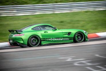 RENNtech Mercedes-AMG GTR Rekord Nürburgring