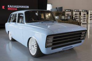 Kalaschnikow E-Auto