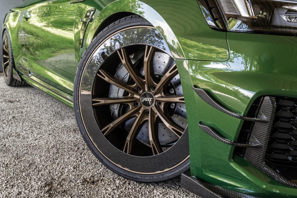 Audi RS 5 Abt Sportsline Aerorad GR Felge