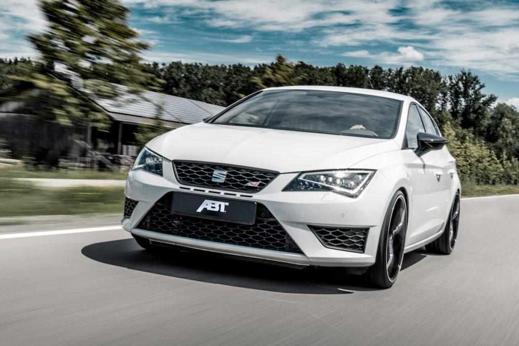 Seat Leon Cupar R Carbon Edition Tuning Abt Sportseine Leistungssteigerung Felgen