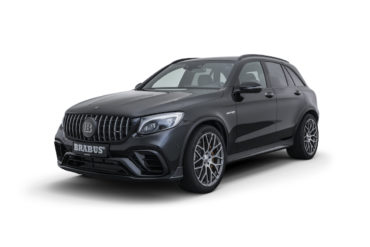 Mercedes-AMG GLC 63 S Tuning Brabus 600 Compact SUV