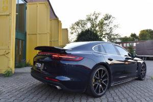 Speed-Buster CTRS Zusatzsteuergerät Chiptuning-Box Leistungssteigerung Porsche Panamera Turbo S e-hybrid
