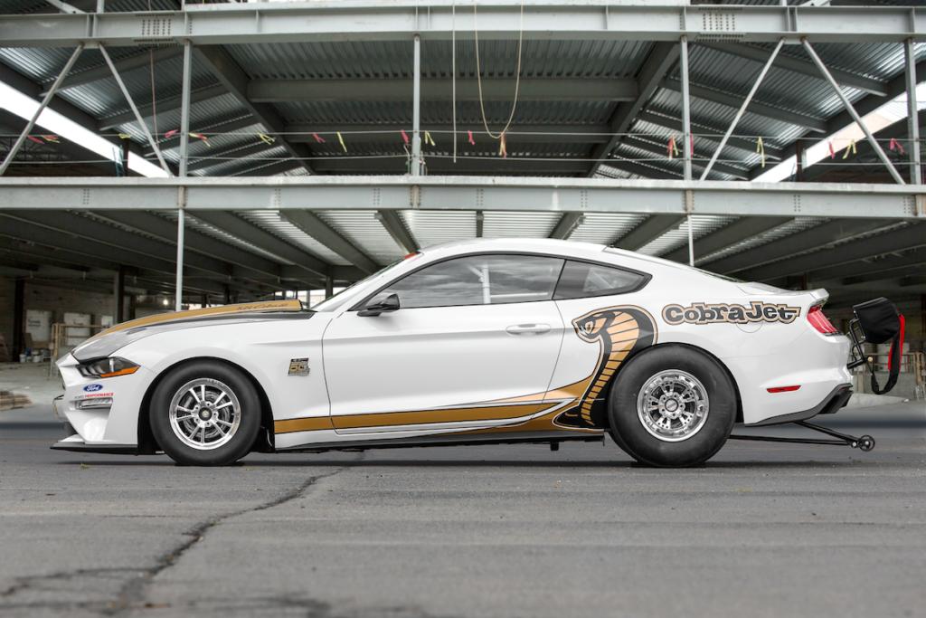 Ford Mustang Cobra Jet 50-jähriges Jubiläum Premiere