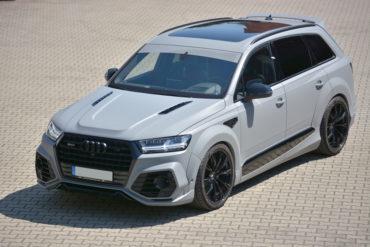 German Special Customs – Individualisierung für Audi Q7