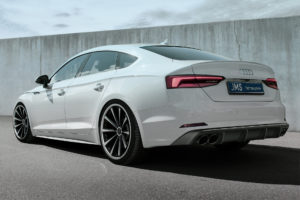 Cor.Speed-Räder am Audi A5 B9 Sportback
