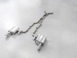 NAP-Klappenauspuff für Chevrolet Camaro (Gen. 5)