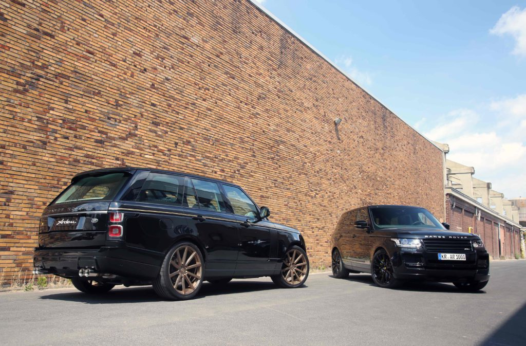 Range Rover-Duo Arden
