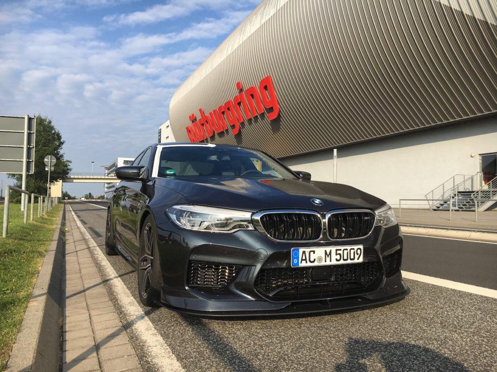 Nürburgring Nordschleife Rundenrekord BMW M% AC Schnitzer schnellster M5 Tuning Leistungssteigerung Jörg Müller