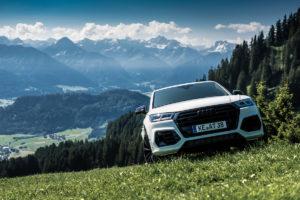 Abt Sportsline Audi SQ5 Tuning Karosseriekit Widebody Leistungssteigerung