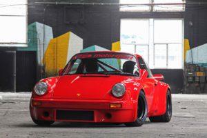 Porsche 911 RS 3.5 Red Evolution von dp motorsport