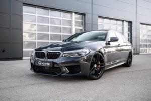 G-POWER BMW M5 F90 mit bis zu 800 PS