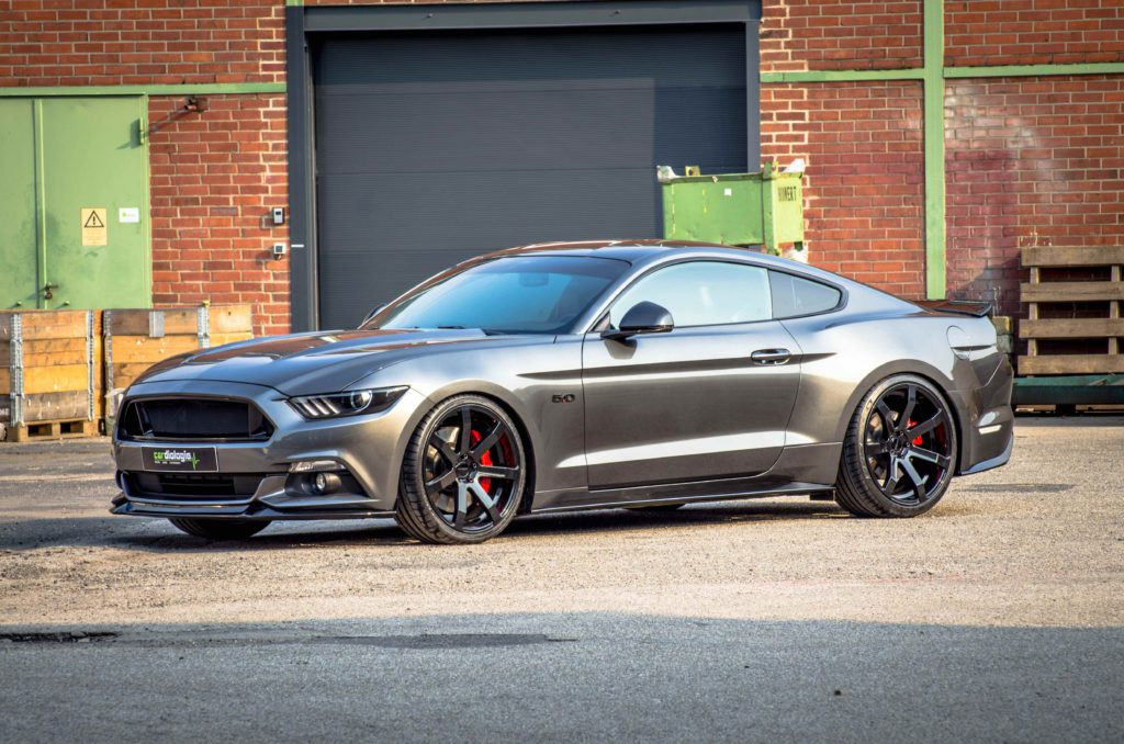 Ford Mustang GT von cardiologie Tuning