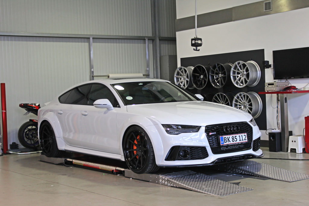 Audi RS 7 Sportback von M&D Exclusive Cardesign