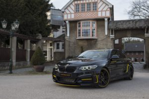 Manhart MH2 WB-Medley (Basis BMW M235i)