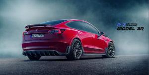 RevoZport Kit für Tesla Model X!