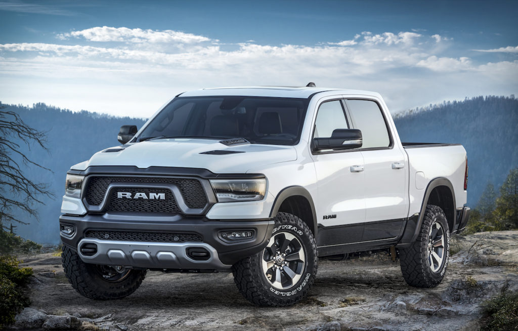 Ram 1500 Rebel 12 Pick-up Allradler Offroader Modellvariante