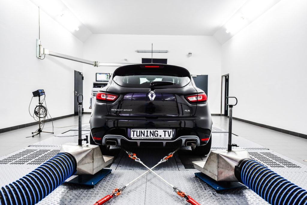 Renault Clio R.S. Trophy Hot Hatch Speed-Buster Chiptuning Zusatzsteuergerät