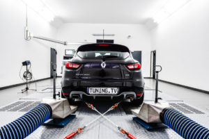 Renault Clio R.S. Trophy Hot Hatch Speed-Buster Chiptuning Zusatzsteuergerät