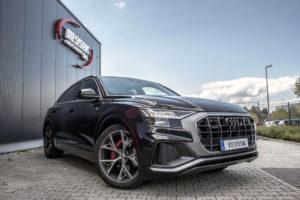 Neuer Audi Q8 von DTE Systems