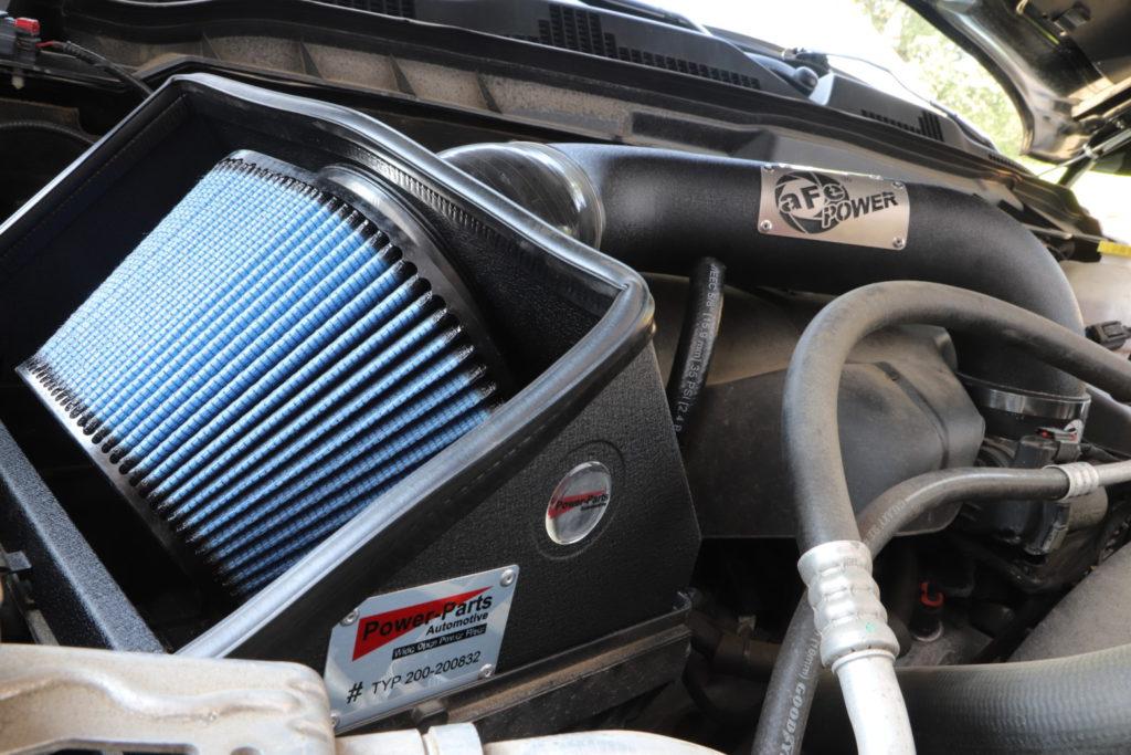Power Parts Sportluftfilter mit TÜV-Teilegutachten