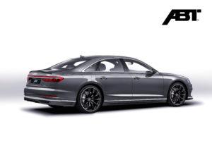 ABT-Aero-Paket für den neuen Audi A8!