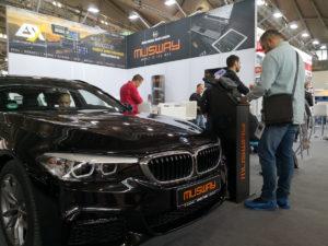 EMMA-Finale Soundwettbewerb CarMediaWorld 25. Automechanika 2018