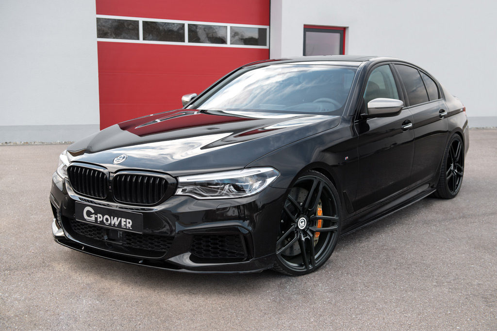 600 PS im G-POWER BMW M550i G30!