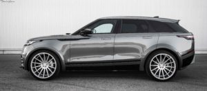Hamann Tuning-Kit für Range Rover Velar!