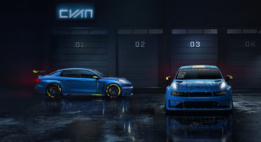 TCR-Rennwagen Tourenwagen Motorsport Lynk & Co 03 China