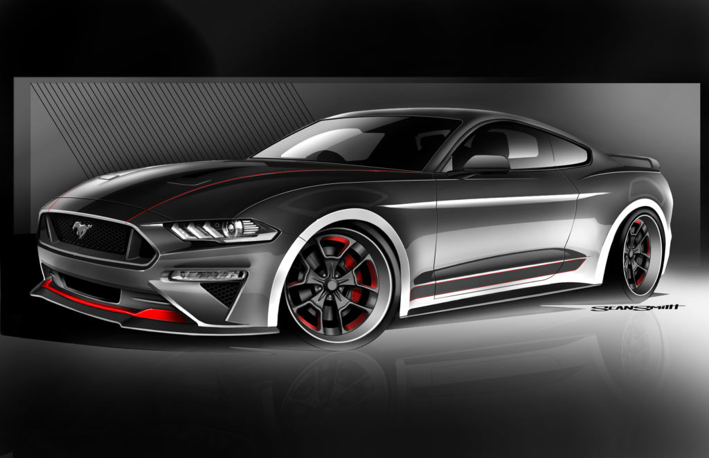 Mustang-Mania auf der SEMA 2018!