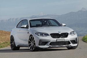 BMW M2 Competition dÄHLer competition line Tuning Leistungssteigerung Felgen Anbauteile Schweiz
