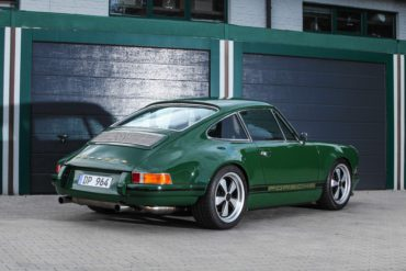 Porsche 964 Carrera 2 von dp motorsport