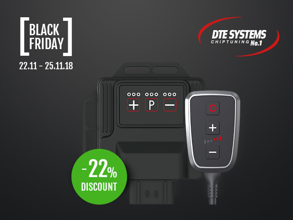 Black Friday Aktion Bei Dte Systems Eurotuner News